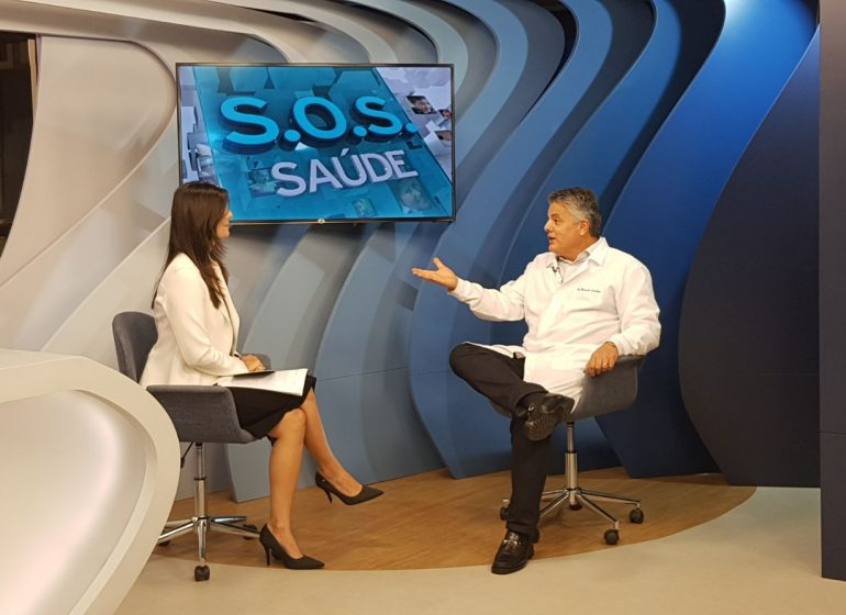 Entrevista para TV Band Brasília